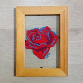 Flora rouge