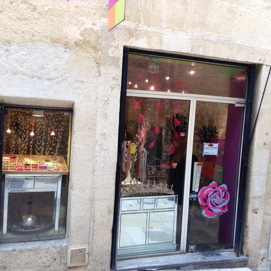Perlolita, rue Joubert, des perles toujours des perles ...
