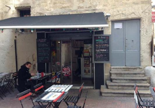 Burger Bar, rue de la vieille