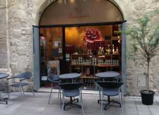 Didaskali, rue Jules Latreilhe, chez les pissenlits