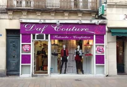 Daf Couture, rue du faubourg de la saumerie, des sourires encore des sourires ...