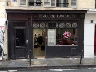 Julice Laverie rue de seine