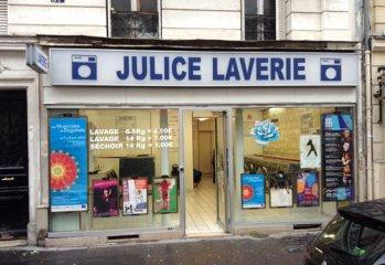 Julice Laverie, rue de Delambre