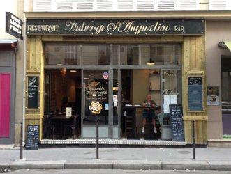 Rue de Laborde, specialités franco-orientales