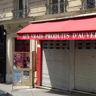 En compagnie de MissTic rue Lepic