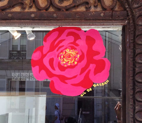 Une toute nouvelle, toute fraiche, avec la rosée venue...