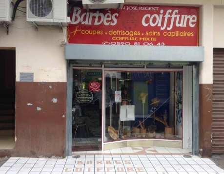 BARBES COIFFURE 8, Rue Barbès