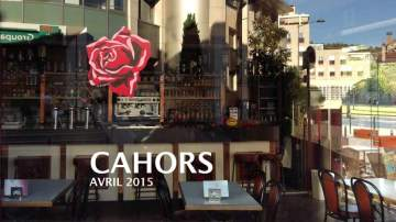 Flora découvre Cahors