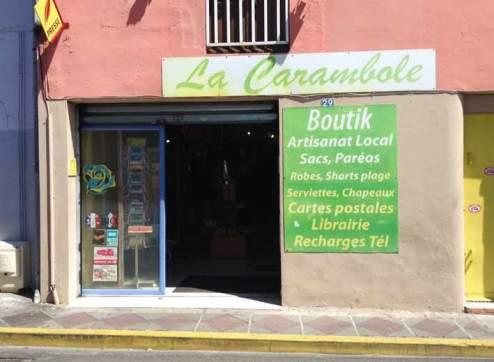 LA CARAMBOLE - 29, rue Schoelcher