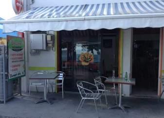 CHICHE - café, restaurant, face à la mer