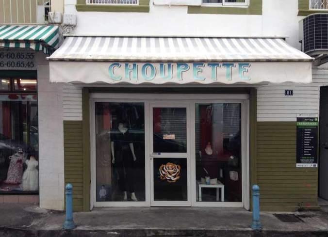 CHOUPETTE 81, rue Blénac
