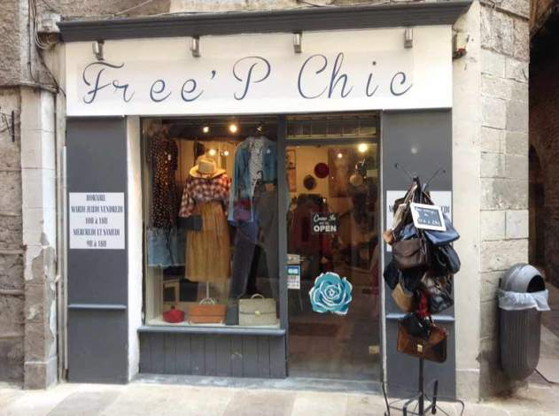Nouvelle boutique trés sympathique 123, rue nationale