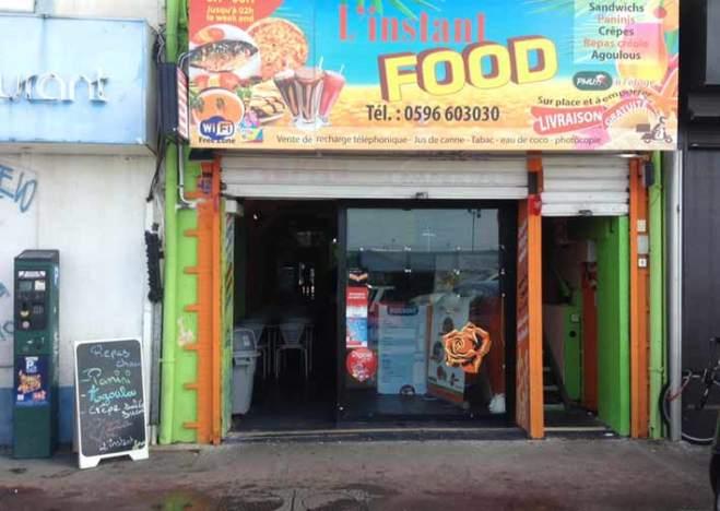L'INSTANT FOOD 42 rue Ernest Deproge