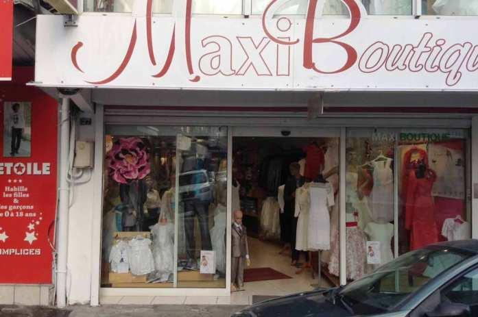MAXI BOUTIQUE 27, rue Louis de Nozières