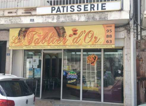 LE TABLIER D'OR 18, rue Maurice Marie Claire
