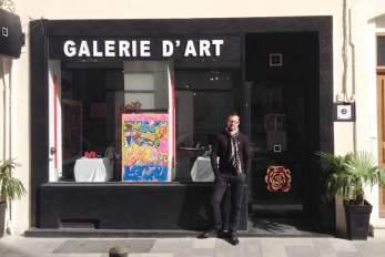 Galerie d'art 1 bis, rue Emile Jamais