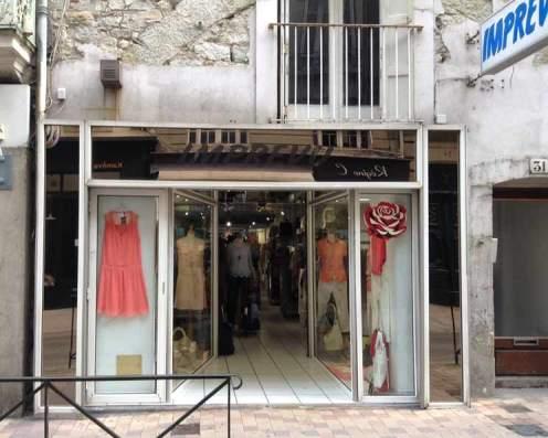 Face à Régine C 31, rue de Verdun