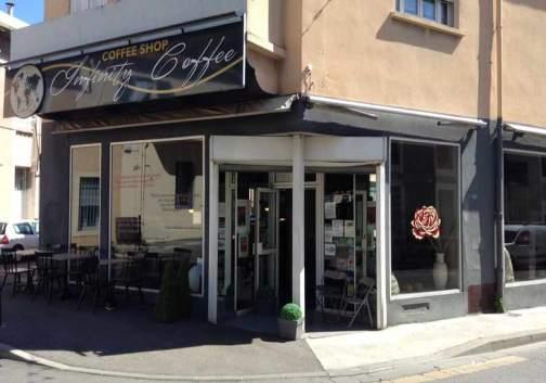 Coffee Shop 36, rue Hotel Dieu