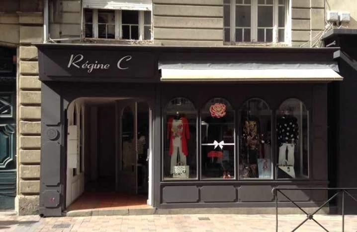 Face à l'imprévu. Une boutique So Chic, So Filles, So Roses 32, rue de Verdun