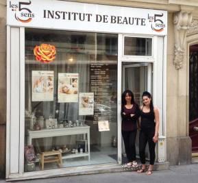 Nadia et Malvina 229, rue Marcadet