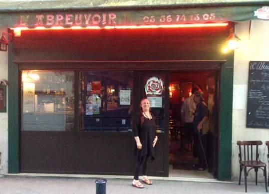 Cathy, accueillante et bienveillante 27-29 rue Camille Sauvageau