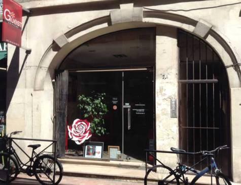 Un salon original est trés sympa... à tester 79, rue du Loup