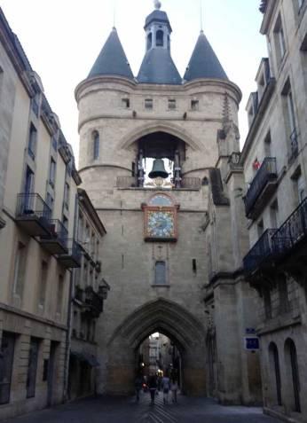 Porte de la rue Saint James