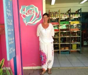 Françoise de l'Atelier des savons