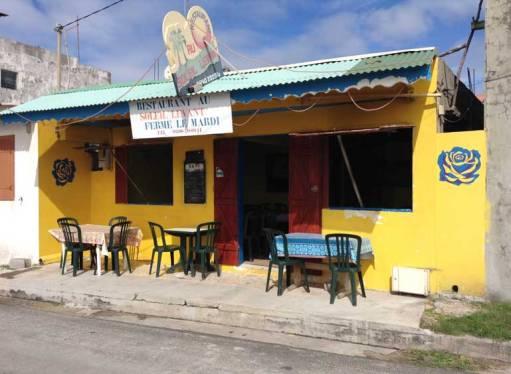 Restaurant au Soleil Levant