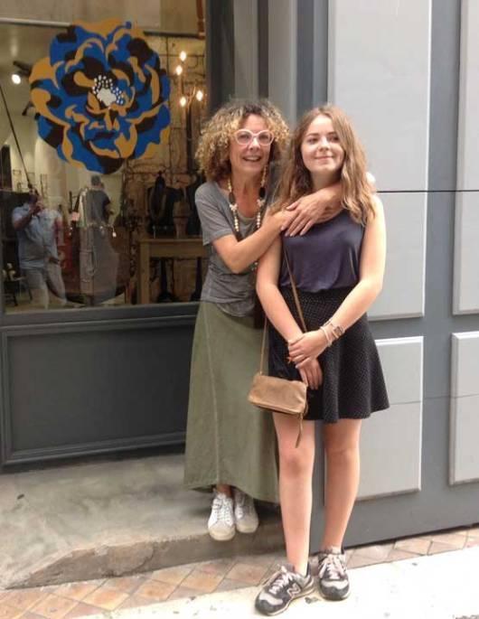 Corinne et Jade