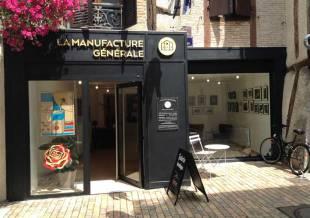 45-47 rue Molinier Fabrique créative et Galerie d'Art