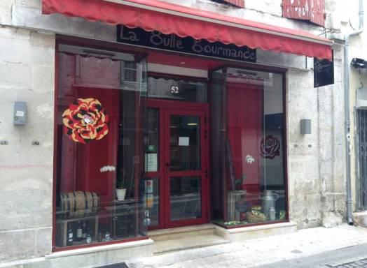 Cuisine créative et délicieuse. Coup de coeur. Merci à Antony et Lucie 52, rue de Genève