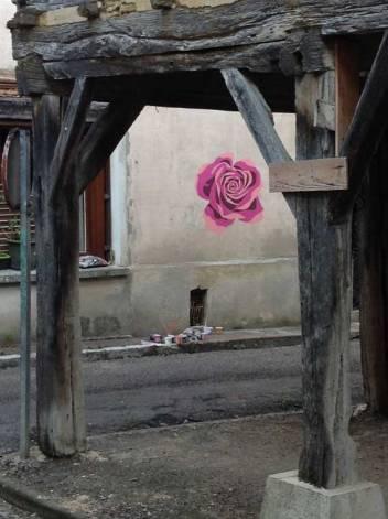 Larrazet, village trés sympatique.