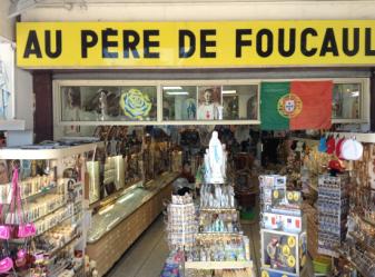 Au Père de Foucauld