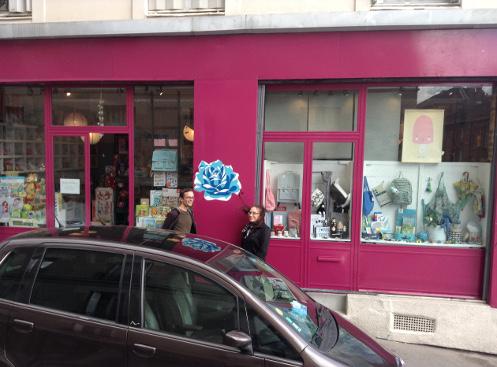 Célia et Eloua vous invite pays de jouets pour petits. 16 rue Villiers de l'Isle