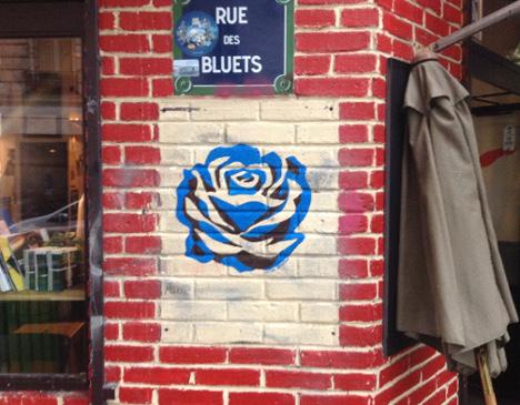 Cloé pour Clément 111 Boulevard de Ménilmontant