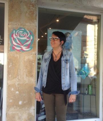 Salons Corinne Caillau, rue de la Mairie