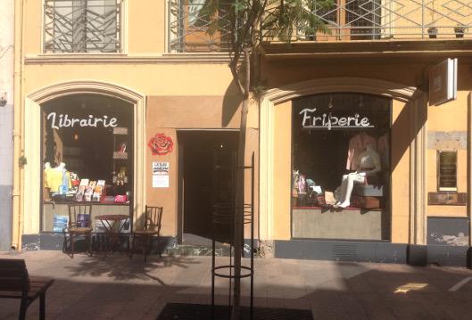 Chez Corinne et Kevin, Atelier du Parti pris. 16 rue du Maréchal Foch
